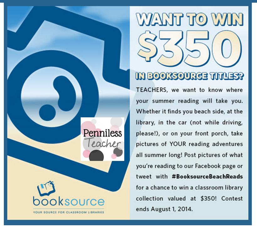 BookSourceClassroomLibraryGiveaway6.30.14