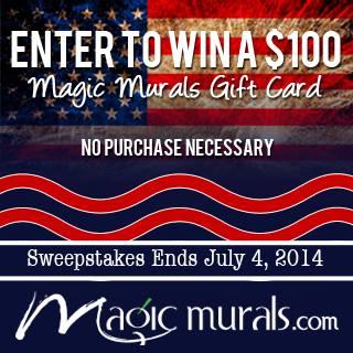 MagicMuralsJuly4Giveaway6.14.14
