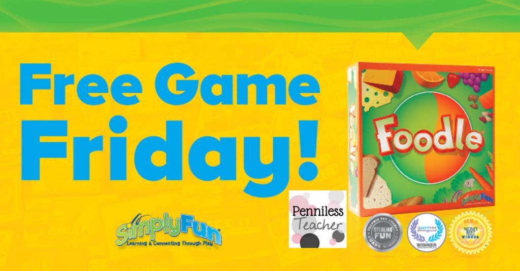 @SimplyFun Free Game Friday (X 6/28/14)