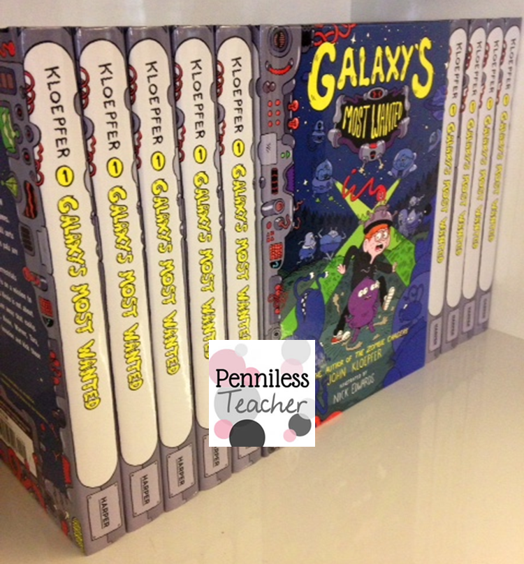 @HarperChildrens Galaxy's Most Wanted #Giveaway (X 7/30/14)