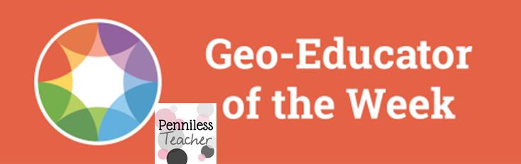 @NatGeoEducation Geo-Educator Awards