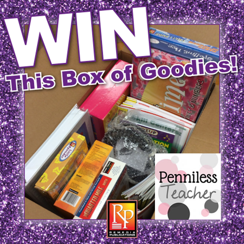 Mystery Box #Giveaway @RemediaPub