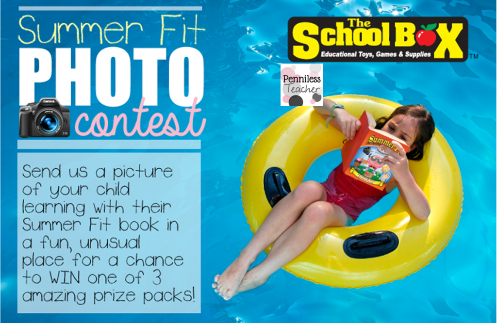 Summer Fit #Giveaway @TheSchoolBox