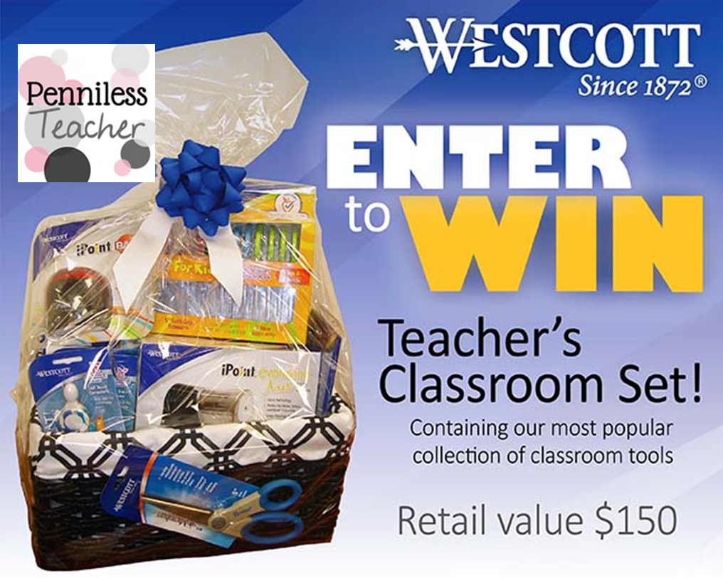 Westcott Teacher's Classroom Set7.26.14