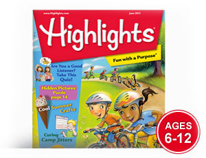 @Highlights Fun with a Purpose!