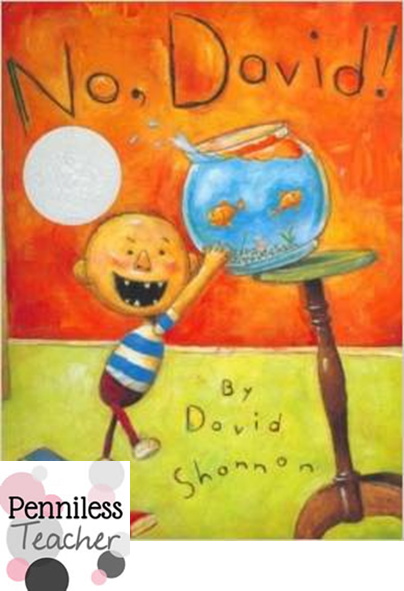 @Scholastic No, David! #BackToSchool #Giveaway (X 8/15/14)