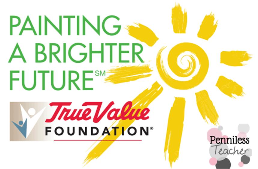 TrueValueFoundationPaintingBrighterFuture8.16.14