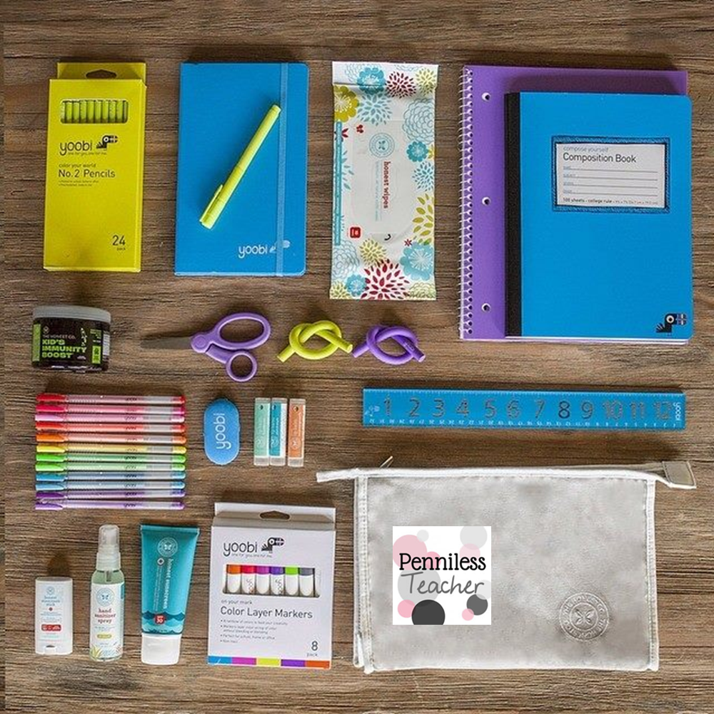 @Yoobigives & @Honest #BackToSchool #Giveaway (X 8/10/14)