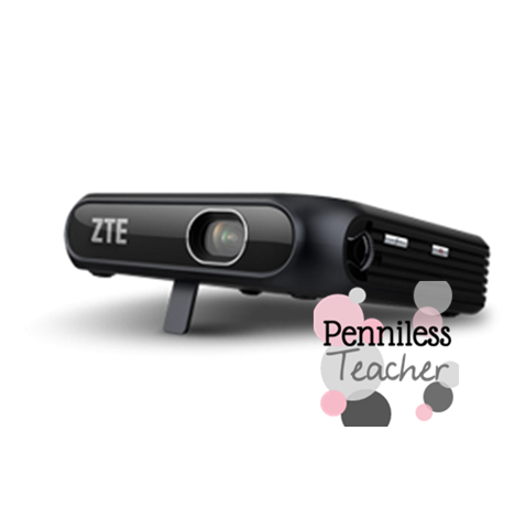 .@ZTE_USA .@WomansDay Wireless Projector #Giveaway