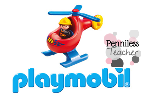 #Giveaway .@PlaymobilUSA & .@TheMailbox PreSchool