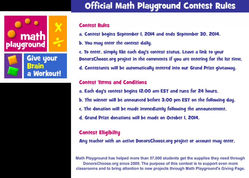 MathPlaygroundSept2014