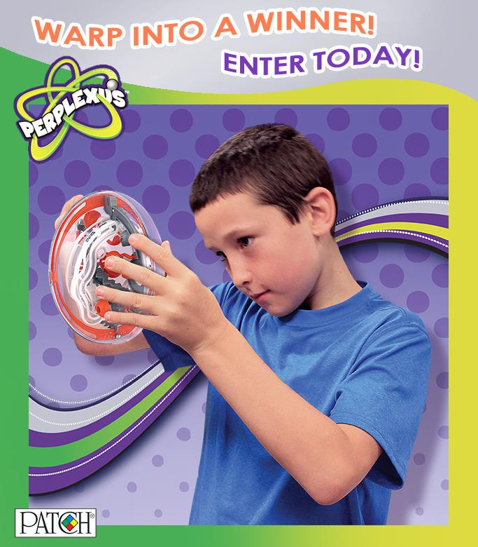 Perplexus #Giveaway .@PatchProducts (X 9/29/14)