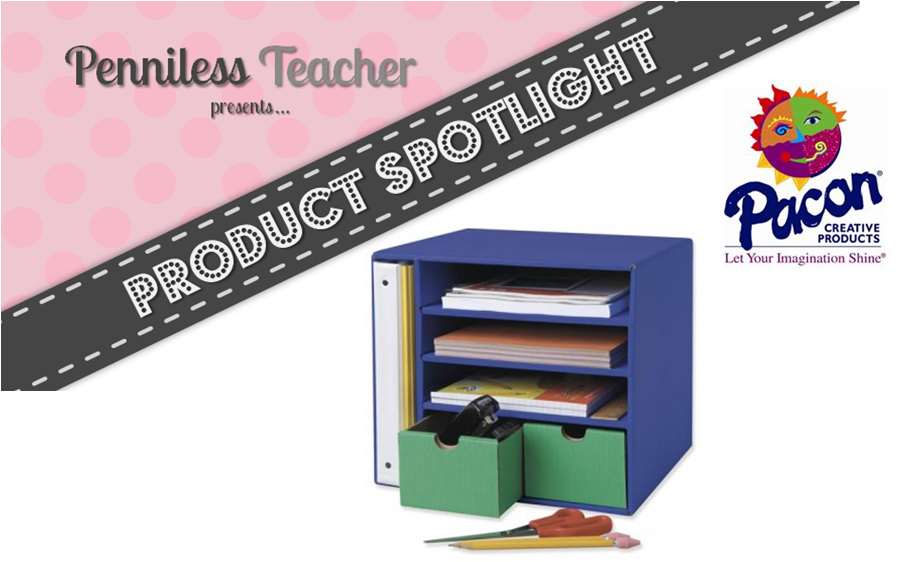 Pacon Classroom Keepers Management Center #Giveaway (X 10/5/14)