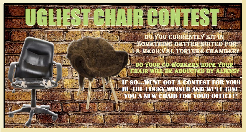 @ApexOP Ugly Chair #Contest