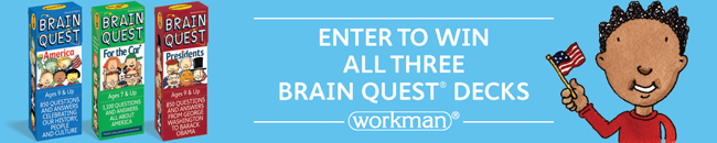Decks #Teacher #Sweepstakes .@Brain_Quest (X 10/20/14)