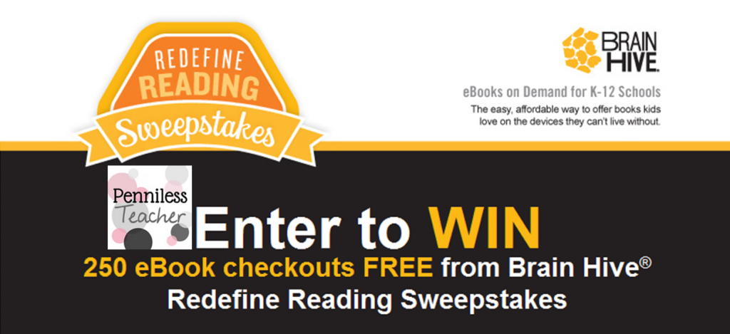 250 eBook Giveaway .@SLJournal & .@BrainHive (X 11/15/14)
