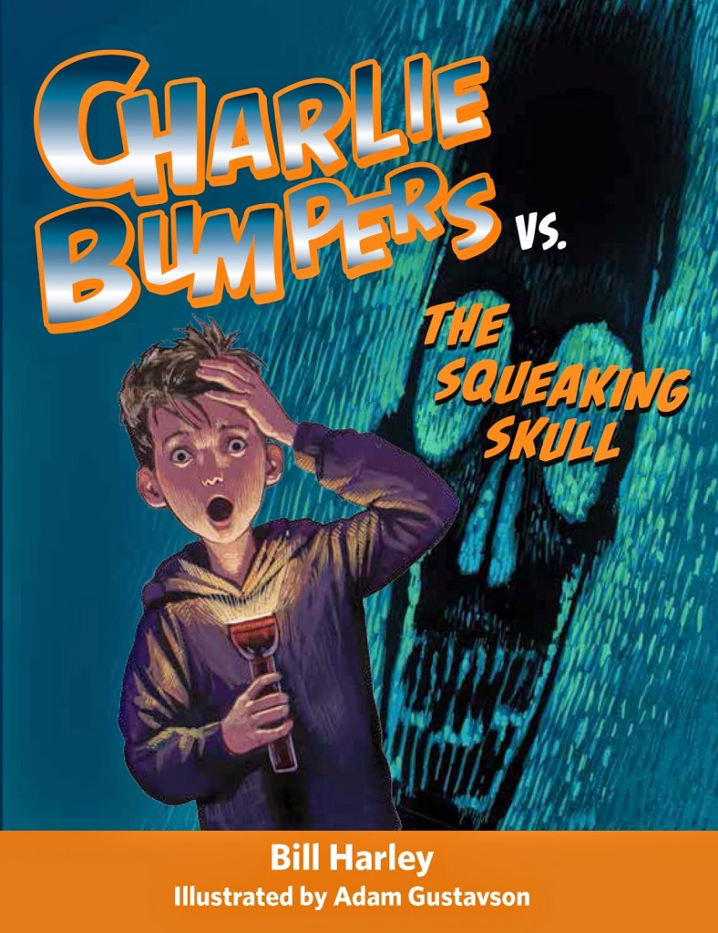 Charlie Bumpers vs. Skull Cover Art