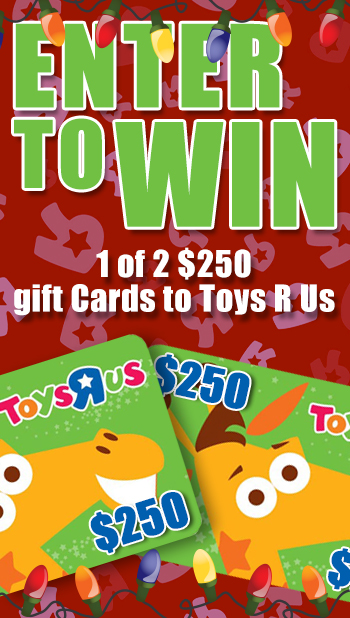 Toys R Us Gift Card : Toys r us gift card junglejim