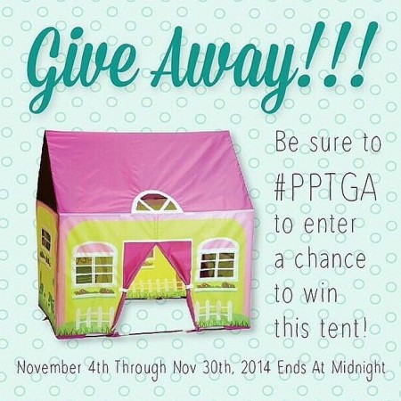Play Tent #TeacherGiveaway .@PacPlayTents (X 11/30/14)
