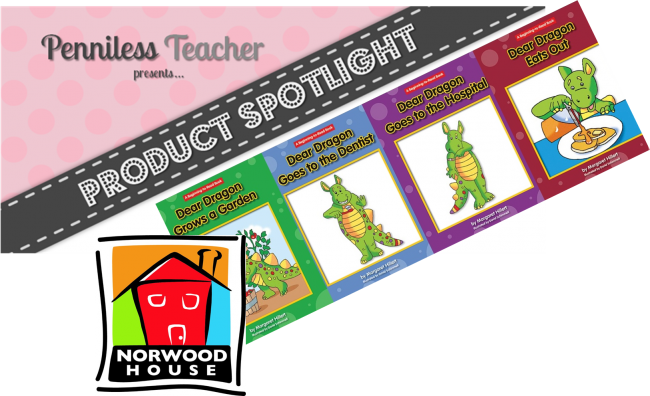Dear Dragon #TeacherGiveaway .@NorwoodHousePr (X 11/30/14)