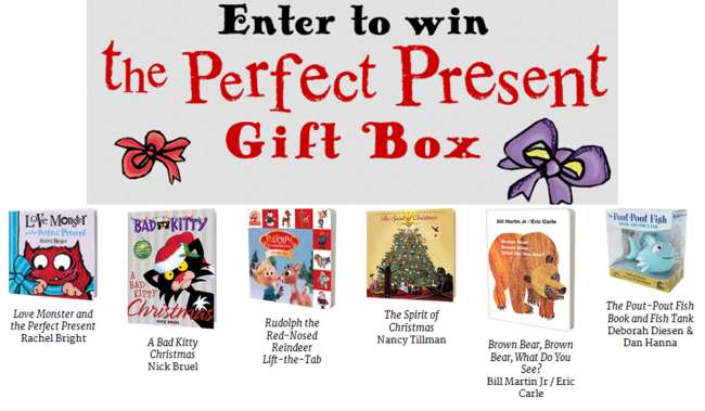 Perfect Present .@MacKidsBooks Giveaway (X 12/17/14)