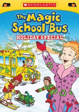 Magic School Bus DVD #TeacherGiveaway