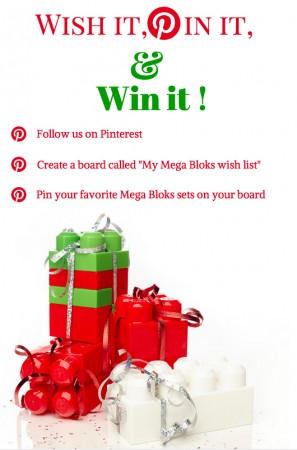 Pin It Wish List #TeacherGiveaway .@MegaBloks