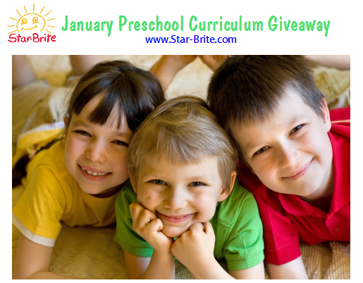 .@StarbriteLearn Curriculum Giveaway