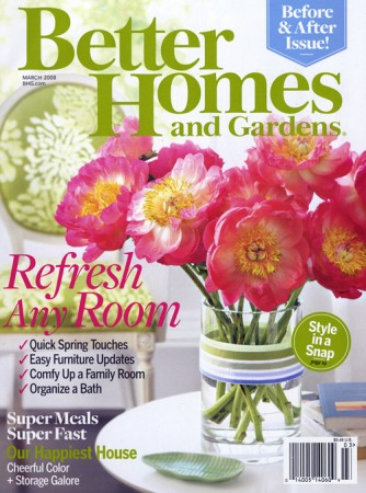 BetterHomesGardensMagazine
