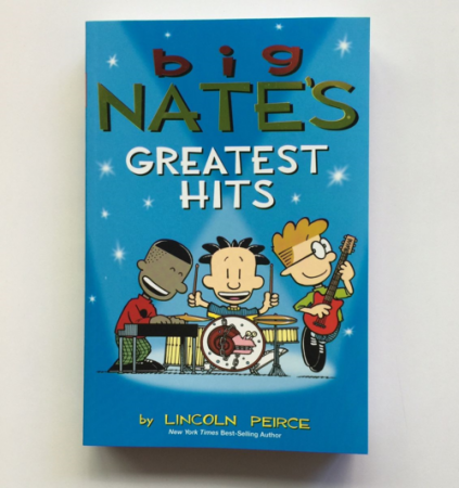 Big Nate Giveaway .@GoComics