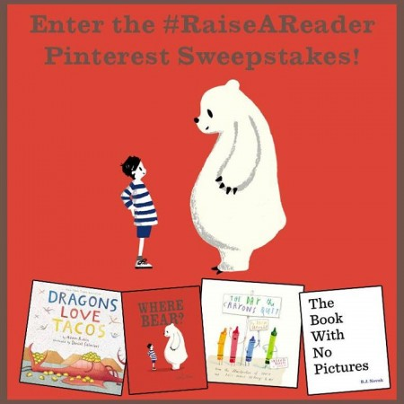 #RaiseAReader .@PenguinKids Teacher Giveaway