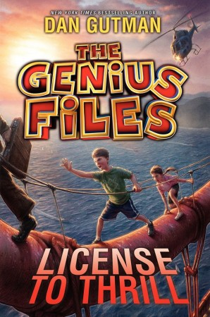 The Genius Files: License To Thrill Giveaway