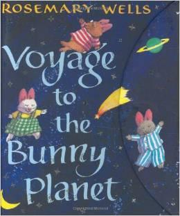 VoyageToBunnyPlanetBook