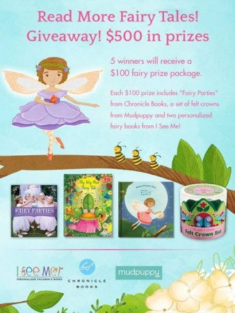 Fairy Tale Giveaway at I See Me