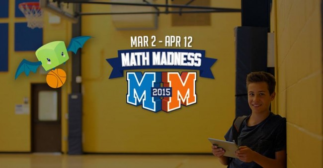 Math Madness Begins Today .@TenMarks