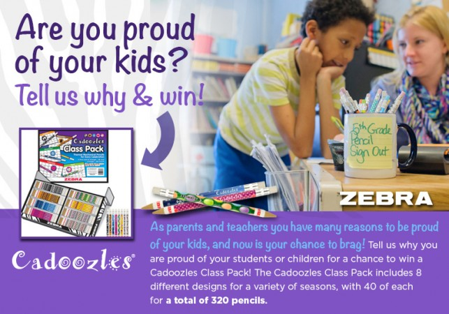 Win Pencils .@ZebraPens