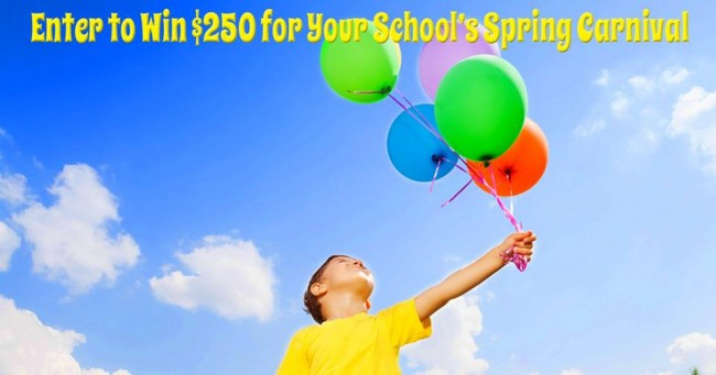Carnival Savers $250 Spring Carnival Giveaway