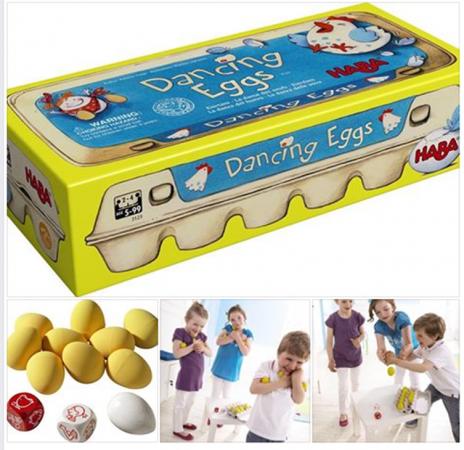 Dancing Eggs Giveaway