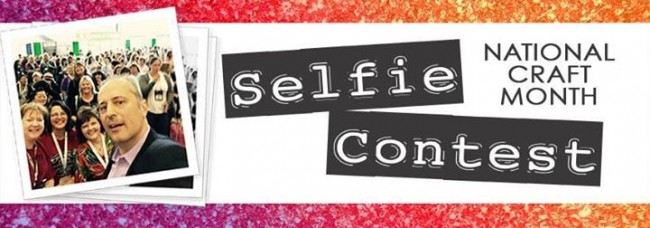 Selfie Contest #CRE8TIME