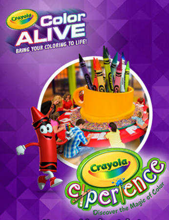 #ColorAlive .@Crayola Giveaway