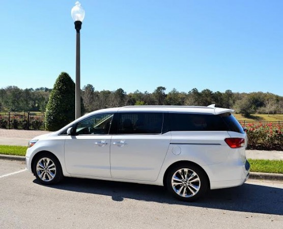 Blogger #RoadTrip with the 2015 Kia Sedona SXL