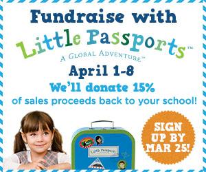 Spring Little Passports Fundraiser