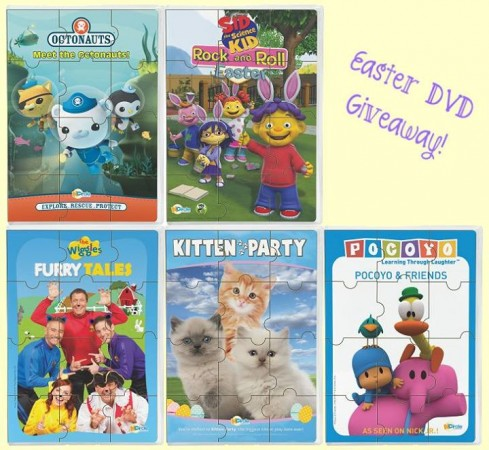 NCircle Entertainment Easter DVD Giveaway