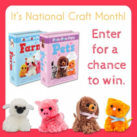 National Craft Month #TeacherGiveaway @SilverDolphin