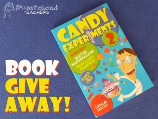 Candy Experiment Giveaway .@SquareheadTeach