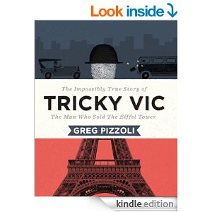Tricky Vic by .@GregPizzoli Giveaway