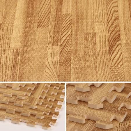 Wood Grain Floor Mats Giveaway