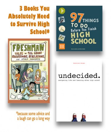 .@ZestBooks High School Books Giveaway