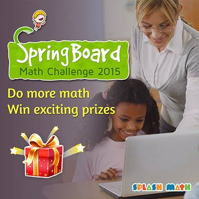 SpringBoard Math Challenge 2015