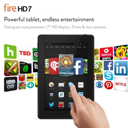 One Day Fire HD Sale